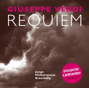 "Coverfront - ""Messa da Requiem"" von Giuseppe Verdi"